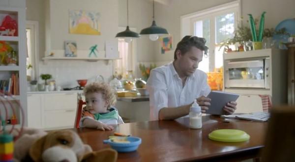 Samsung contro Apple nei nuovi spot del Galaxy Tab S