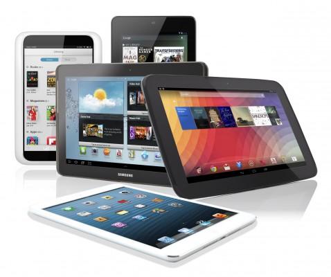 NPD DisplaySearch: in calo le vendite dei tablet PC