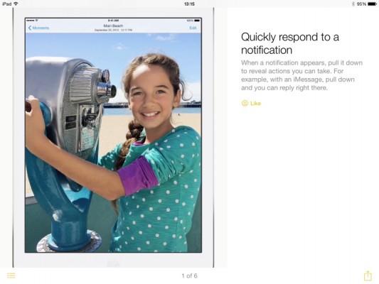 Apple iOS 8 Beta 4: download ed elenco delle novità