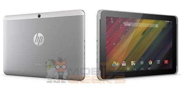 HP Slate 8 Plus, Slate 10 Plus e HP 10 Plus: nuovi tablet Android