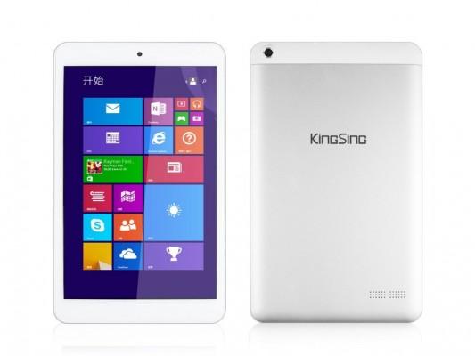 KingSing W8 è il nuovo tablet Windows 8 che costa solo 99 dollari