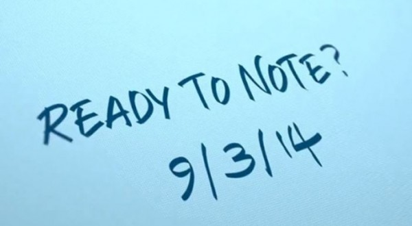 Samsung Galaxy Note 4: video teaser ufficiale