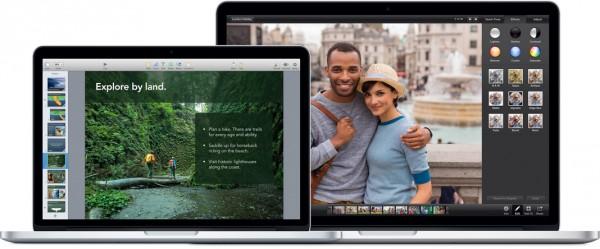 Macbook Pro Retina 2014: migliorano le prestazioni