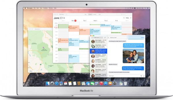 OS X Yosemite Beta 5: download ed elenco delle novità