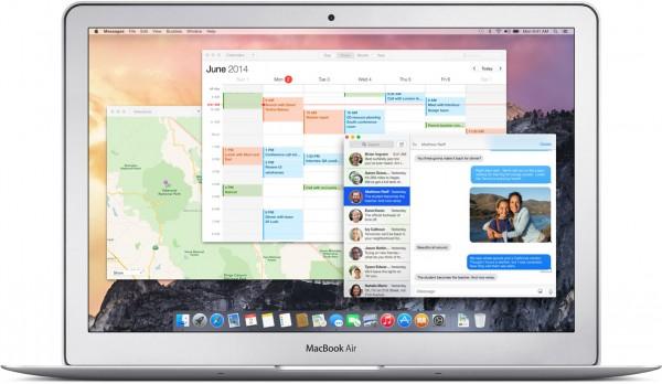 OS X Yosemite Beta 6: ecco tutte le novità
