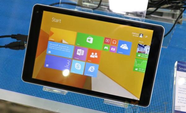 Emdoor EM-i8080: tablet Windows 8 che costa solo 100 dollari