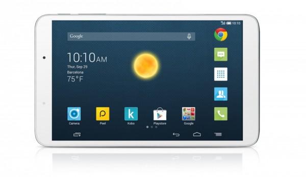 Alcatel Hero 8: nuovo tablet Android 4G LTE da 8 pollici
