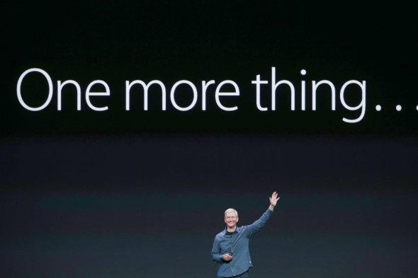 Tim Cook: intervista sull'Apple Watch e Steve Jobs