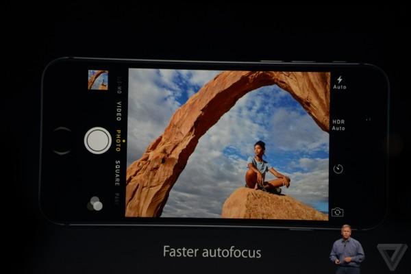 iPhone 6: fotocamera tutta nuova