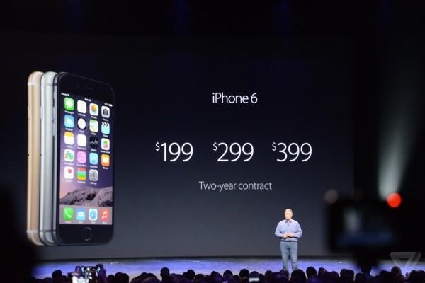 iPhone 6: fotocamera da 8 Megapixel, prezzi in Italia
