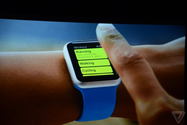 Apple Watch amico del fitness e della salute