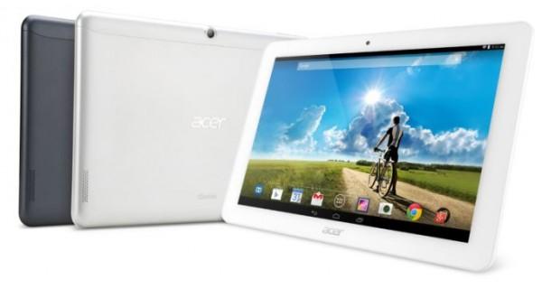 Acer Iconia Tab 10 e Iconia One 8: prezzi e caratteristiche dei nuovi tablet