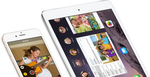 Apple iOS 8: guida downgrade dell'iPad o iPhone a iOS 7.1.2
