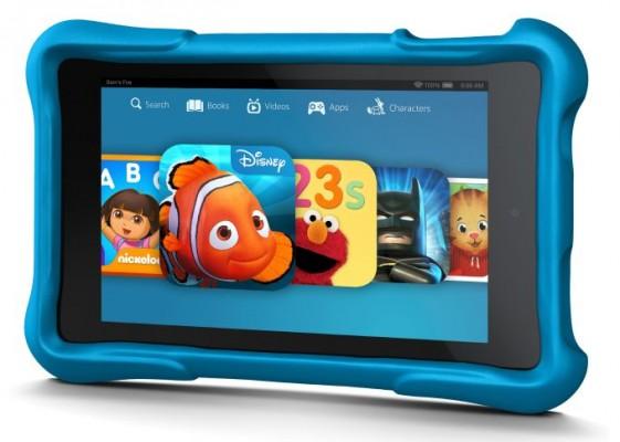 Amazon Fire HD 6 e 7 Kids Edition: nuovi tablet per i bambini
