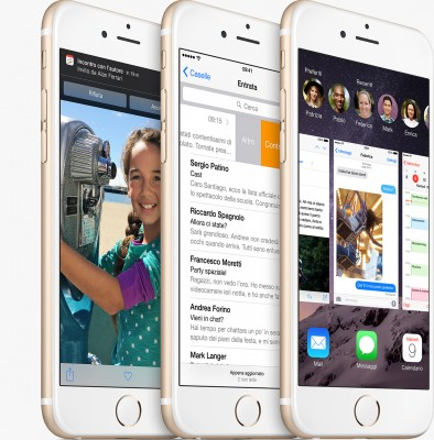 Apple rilascia iOS 8: download, novità e dispositivi compatibili