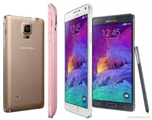 Samsung Galaxy Note 4 ha il migliore display sul mercato, secondo DisplayMate