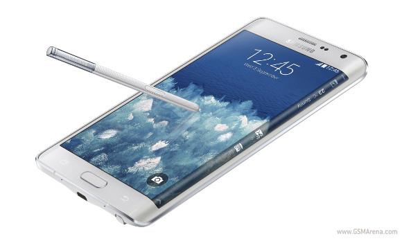 Samsung Galaxy Note Edge: lancio in quantità limitate