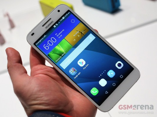 Huawei Ascend G7: nuovo phablet Android che costa 299 euro