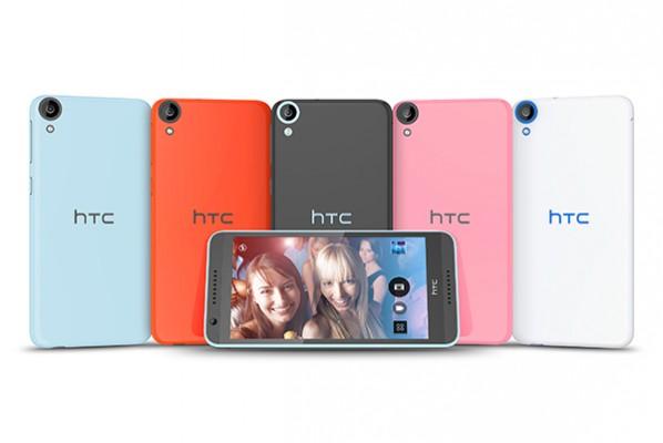 HTC Desire 820: phablet da 5.5 pollici per la fascia media
