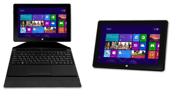 MSI S100: nuovo tablet ibrido 3-in-1 con Windows 8.1