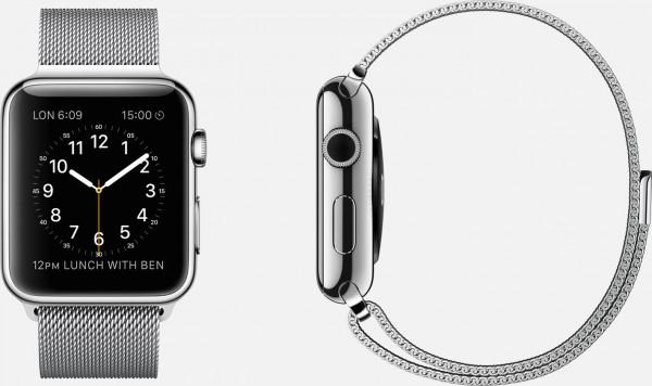 Apple presenta l'iPhone 6, iPhone 6 Plus e Apple Watch