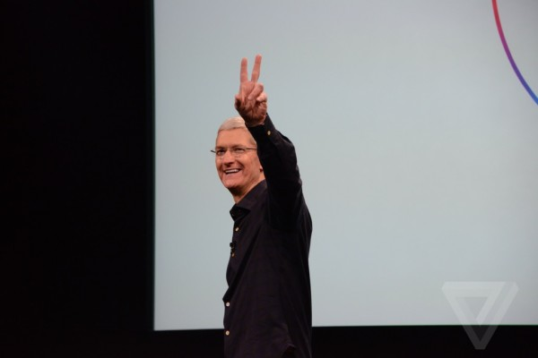 Apple keynote 16 Ottobre: record vendite iPhone 6, Apple Pay