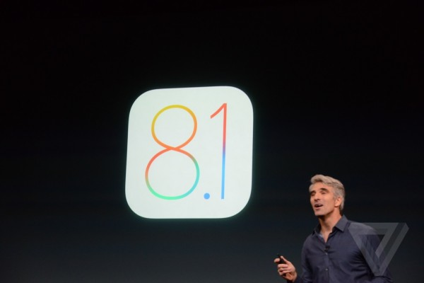 Apple iOS 8.1 disponibile per il download, tutte le novità