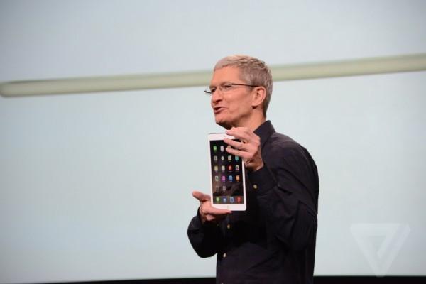 Apple keynote: 225 milioni di iPad venduti, ufficiale l'iPad Air 2