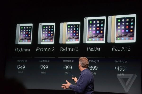 iPad Mini 3 è praticamente l'iPad Mini 2 con il Touch ID