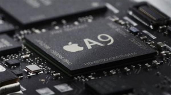 Apple A9 in produzione a fine 2014 per l'iPhone 6S e l'iPad Air 3