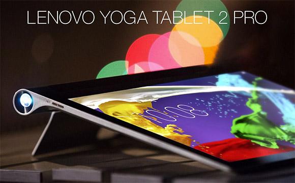 Lenovo Yoga Tablet 2 Pro: tablet Android da 13.3 pollici con proiettore