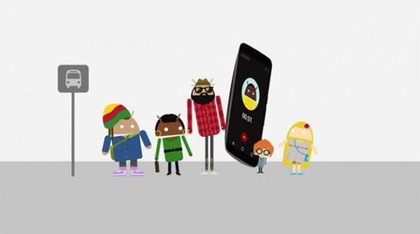 Google Nexus 6 svelato in un video di Android L