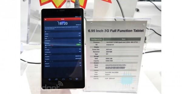 NuFront presenta un tablet 3G Android al prezzo di 54 dollari