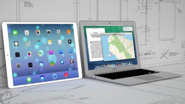 iPad Pro da 13 pollici e Macbook Air 12 in uscita nel 2015