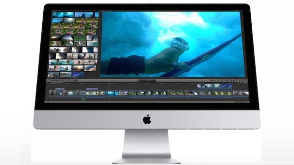 iMac Retina: annuncio il 16 Ottobre assieme all'iPad Air 2