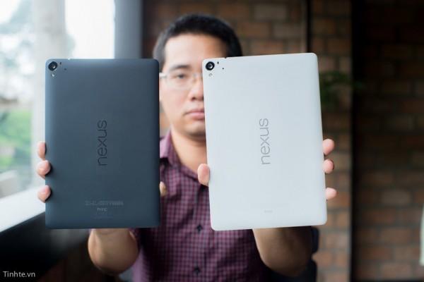 Google Nexus 9: immagini dal vivo e video anteprima