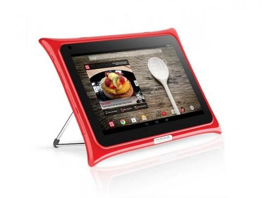 QOOQ V3: nuovo tablet Android per chi ama cucinare