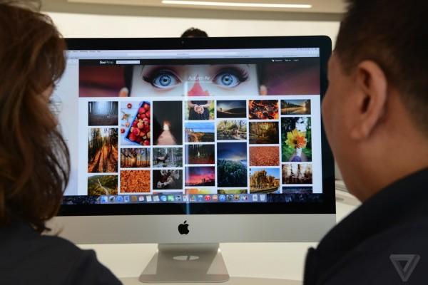 Apple iMac Retina 5K: video e immagini dal vivo