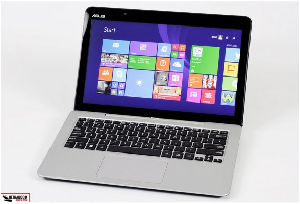 ASUS Transformer Book T300: recensione tablet ibrido da 13 pollici