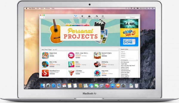 OS X Yosemite: come installare in automatico gli aggiornamenti