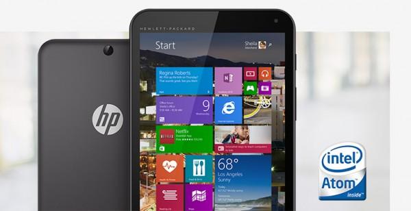 HP Stream 7: disponibile in Italia al prezzo di 129 euro