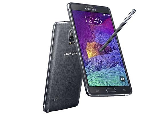 Samsung Galaxy Note 4: modello Exynos con fotocamera ISOCELL