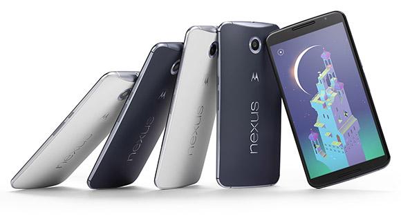 Google Nexus 6 prenotabile dal 18 Novembre