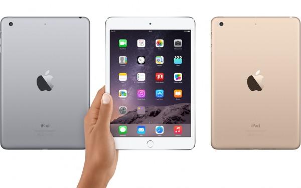 iPad Air 2 e iPad Mini 3: i prezzi con TIM, Vodafone e Tre