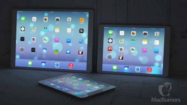 iPad Pro da 13 pollici: nuovi rumors sull'uscita entro Marzo 2015