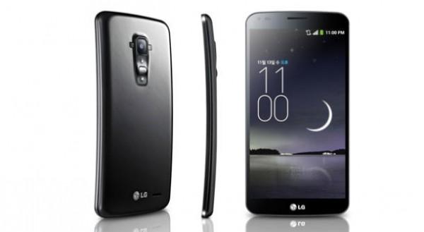 LG G Flex 2: annuncio ufficiale al CES 2015 di Gennaio