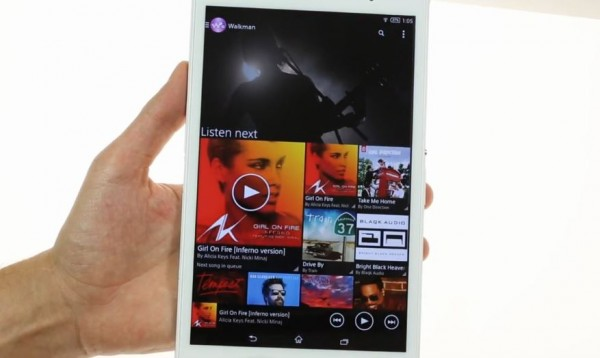 Sony Xperia Z3 Tablet Compact: video recensione e prezzo in Italia