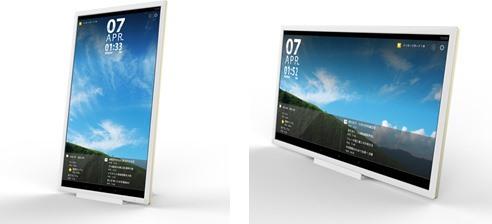 Toshiba Shared Board TT301: tablet da 24 pollici per casa, scuola e ufficio