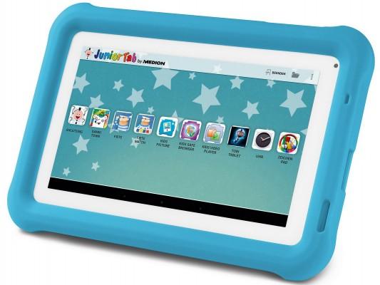 Medion Junior Tab S7322: prezzo del nuovo tablet per bambini