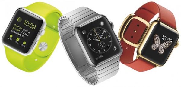 Apple Watch: sondaggio UBS sulle vendite degli smart watch nel 2015